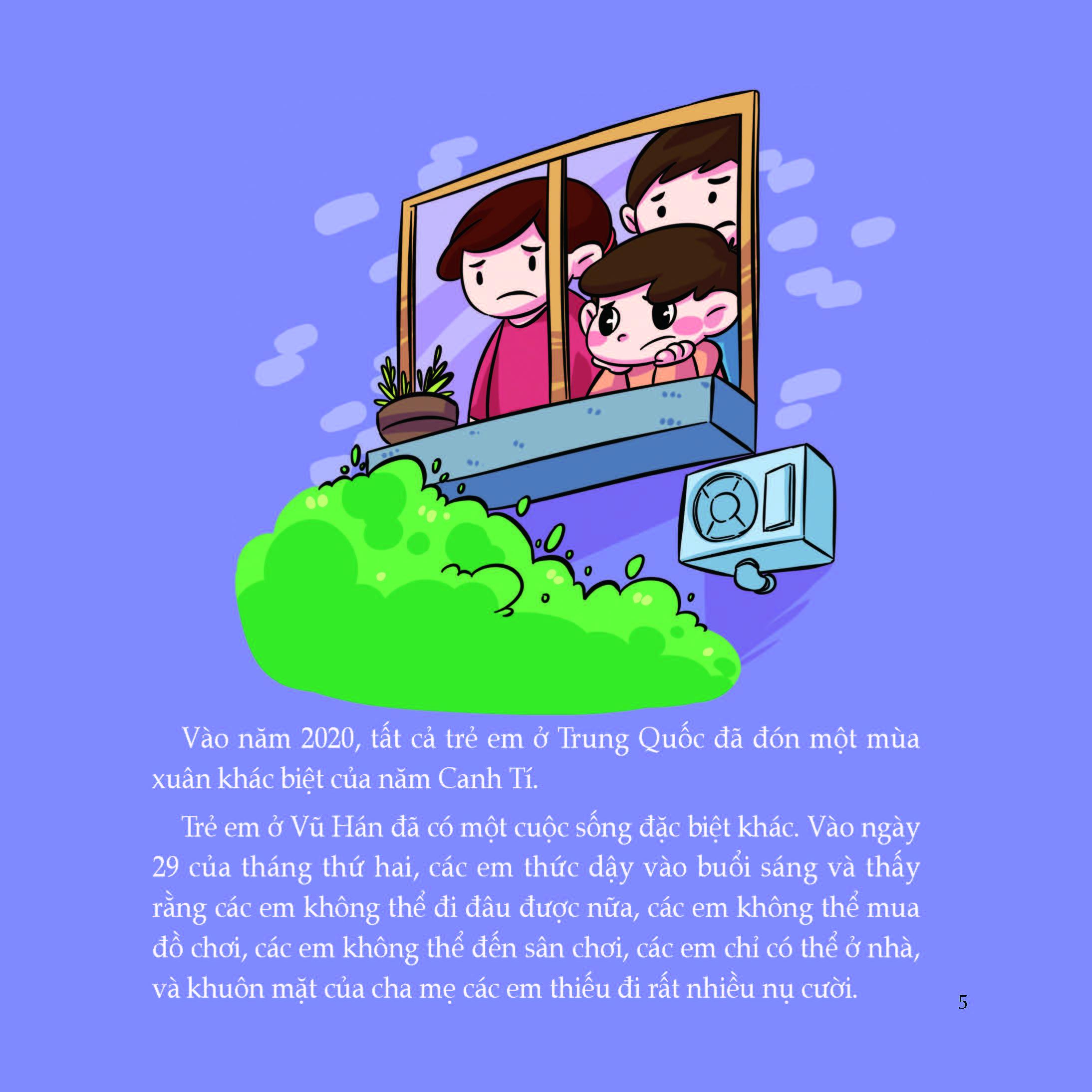 Những Thói Quen Tốt Bảo Vệ Sức Khỏe Trẻ Em Phòng Chống COVID - 19