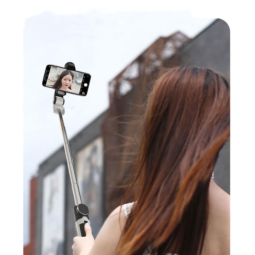 Gậy selfie 3 chân bluetooth XT-09 - Hàng Nhập Khẩu