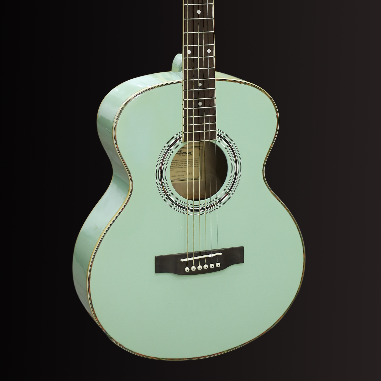 Đàn Guitar Acoustic Xanh Ngọc FG150 Siêu Đẹp Chất Lượng Cao