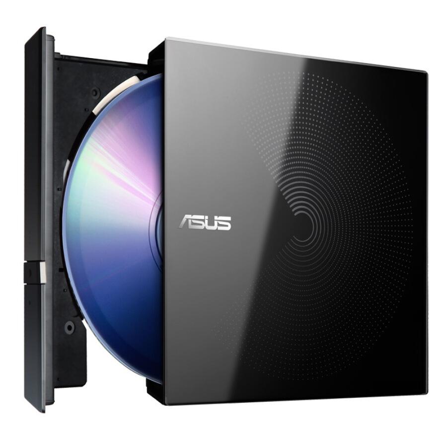 USB 2.0 ASUS 8x - Đen