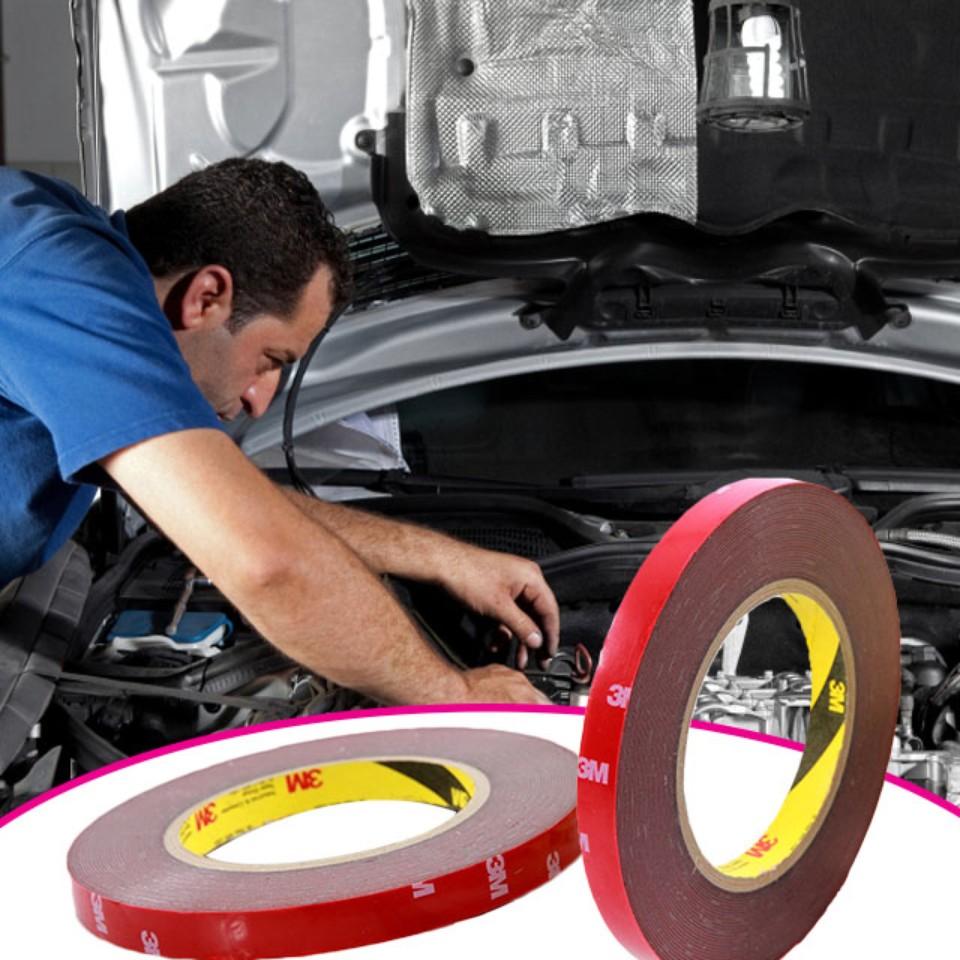 Băng keo cường lực dán đồ chơi xe hơi 3M 4229P 20mmx10m (Đỏ)