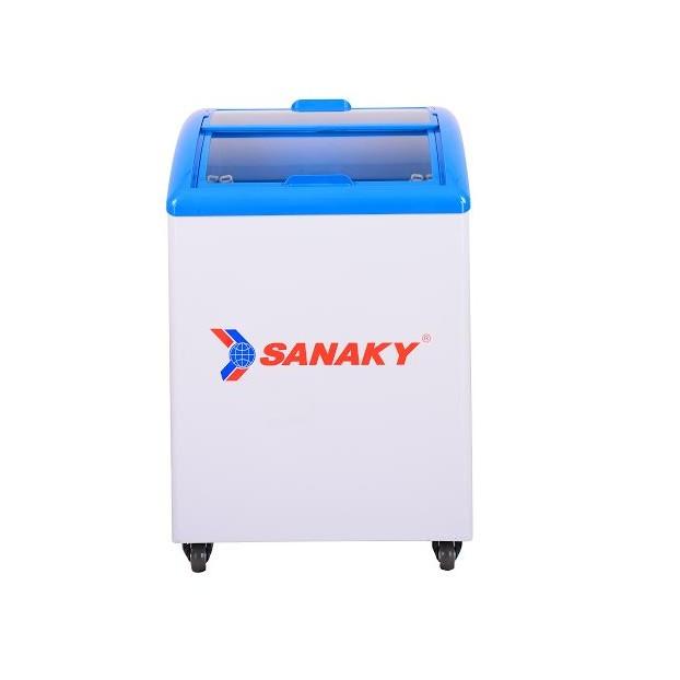 Tủ Đông Nắp kính Sanaky VH-282K (280L) - Hàng Chính Hãng