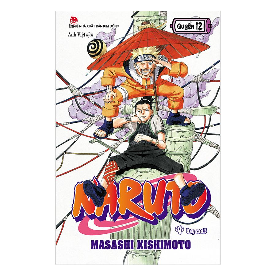 Naruto - Tập 12