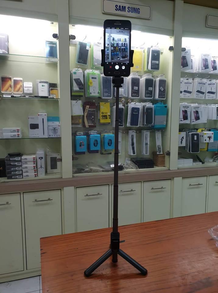 48053356 213575759582901 7334197828094263296 n - Gậy chụp hình Selfie Tripod Huawei 360 độ AF15