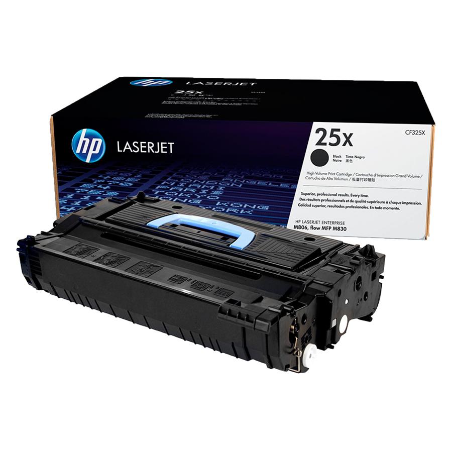 Mực In HP CF325X (HP 25X) Cho Máy In HP M830z, HP M806dn - Hàng Chính Hãng