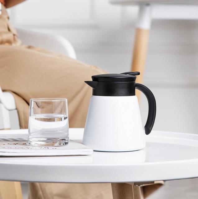 Bình giữ nhiệt, ấm pha trà giữ nhiệt mini siêu xinh 600ml 680ml 880ml