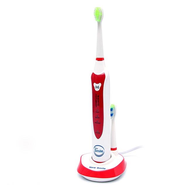 Bộ Bàn Chải Đánh Răng Điện New Smile Sonic MAF8101-D