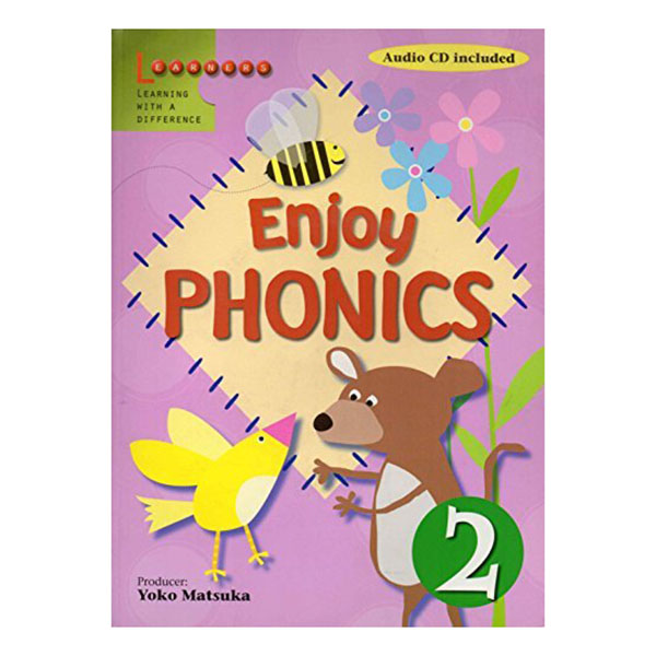 Enjoy Phonics 2 (With CD)