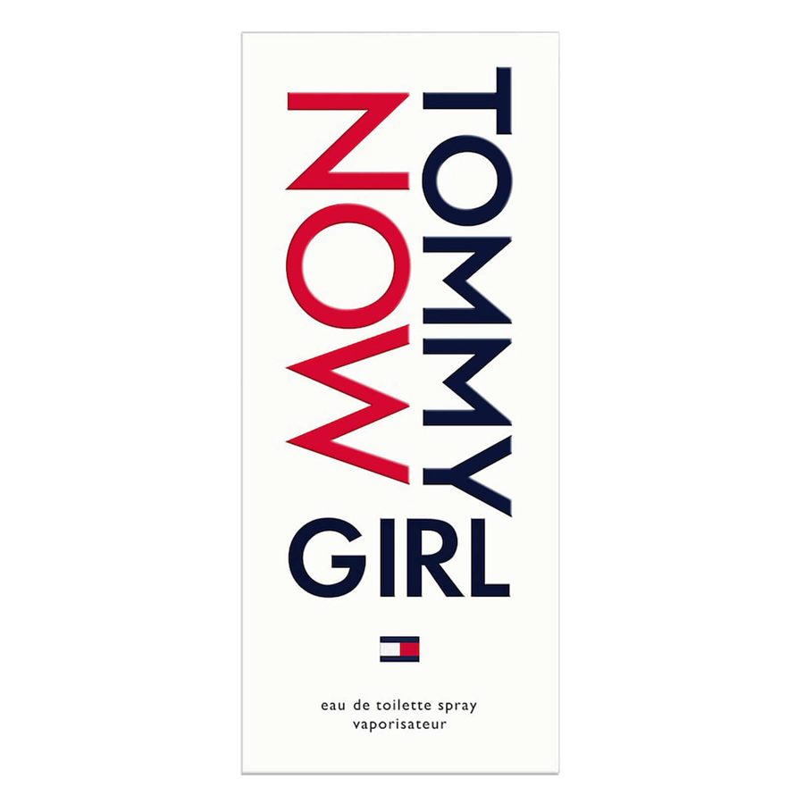 Nước Hoa Unisex Tommy Hilfiger TG Tommy Girl Now Edt 30ml/1Floz