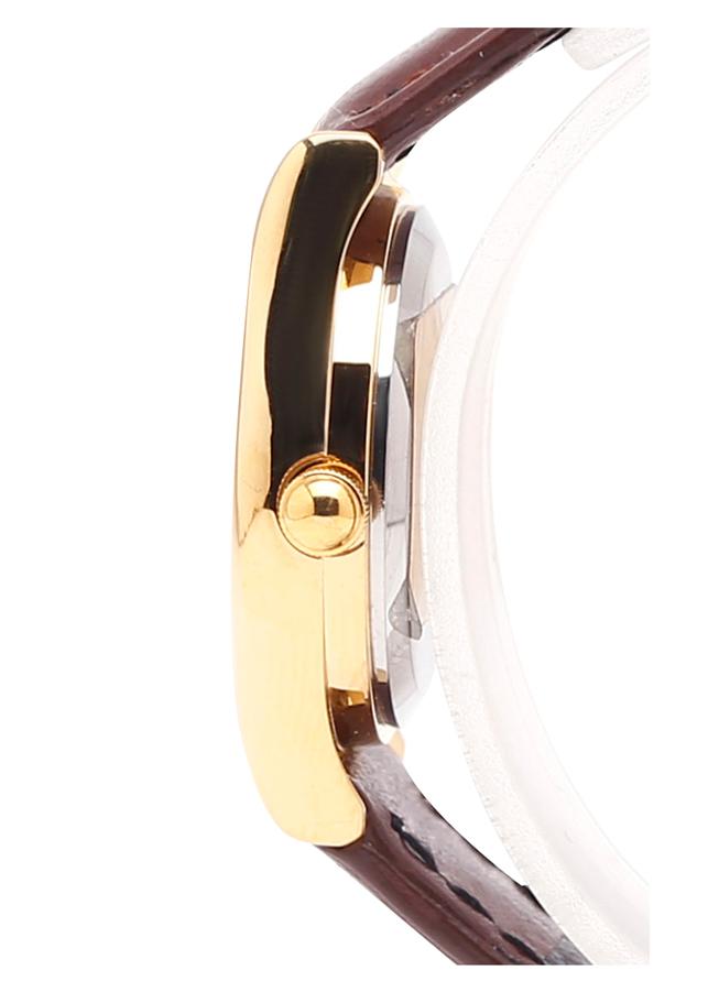 Đồng Hồ Nữ Dây Da Casio LTP-1094Q-7B9RDF (24mm) - Nâu