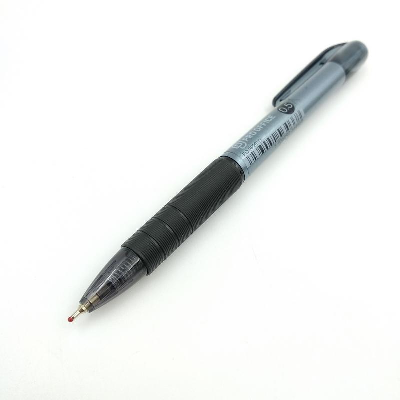 Bút Bi 0.5mm PO-BP201 - Mực Đen