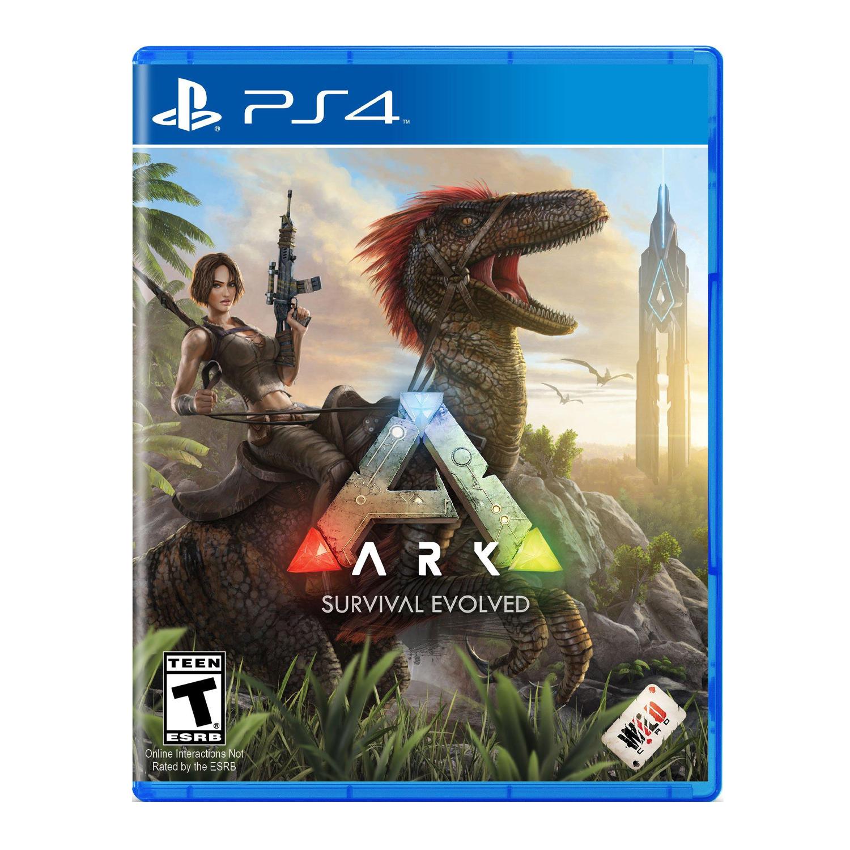 Đĩa game PS4: Ark Survival Evolved