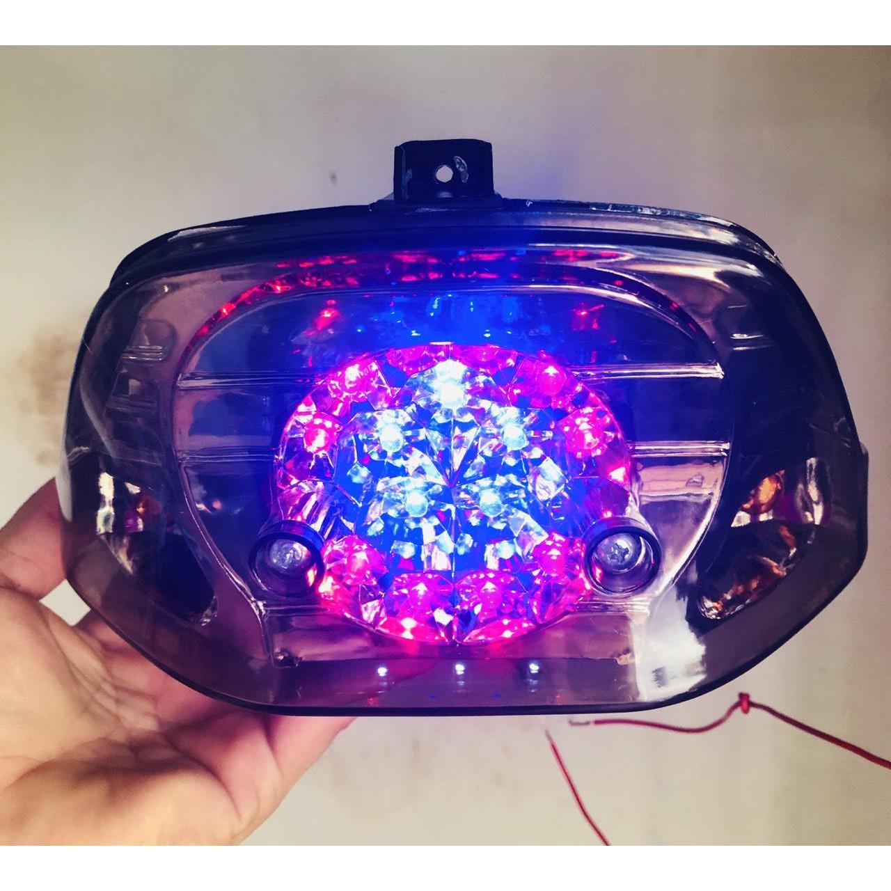 đèn hậu kiểu dành cho xe dream