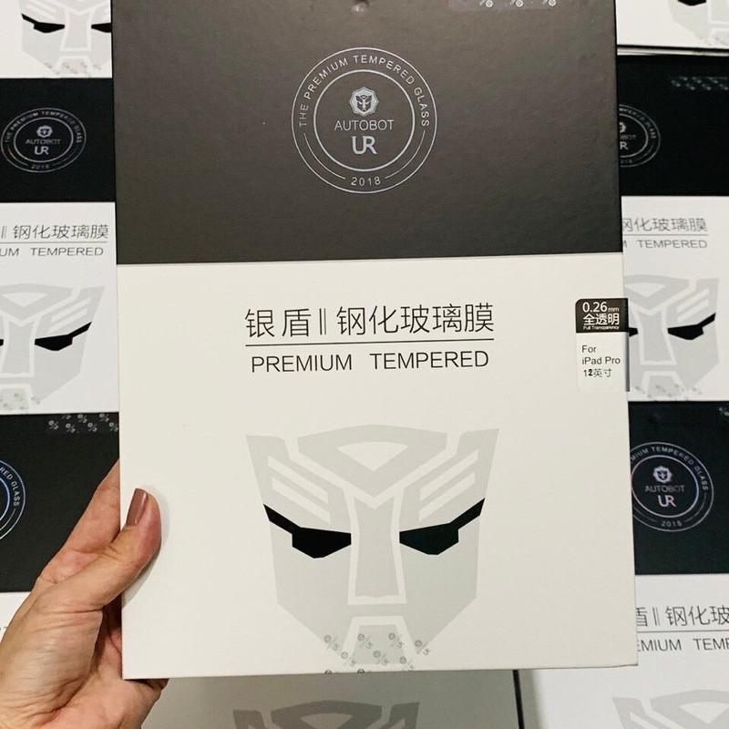 Miếng Dán Kính Cường Lực iPad Pro 12.9 inch 2018