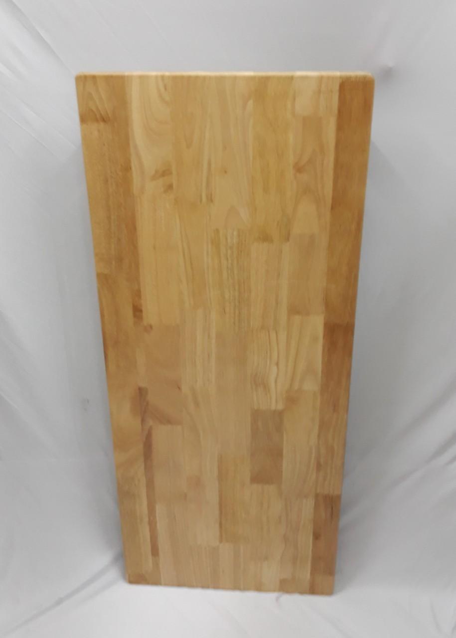Bàn làm việc chân gấp mặt gỗ tự nhiên