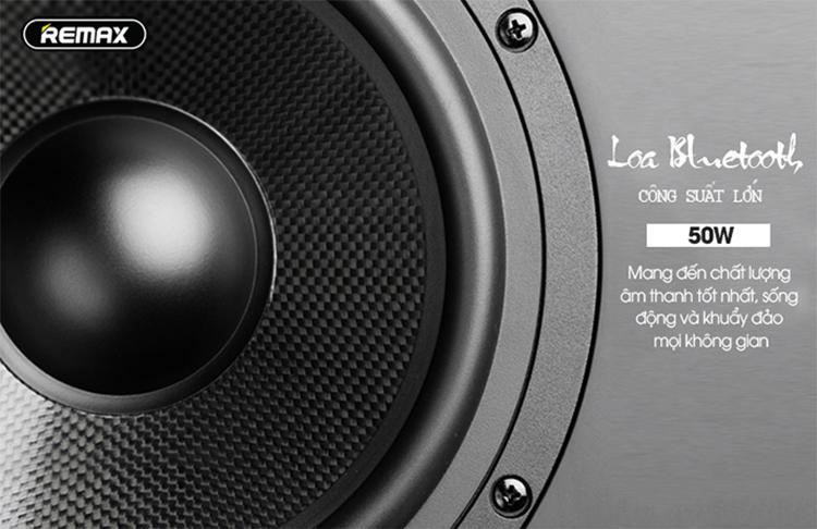 Loa Bluetooth Ngoài Trời Remax Rb-X5 - Hàng Chính Hãng