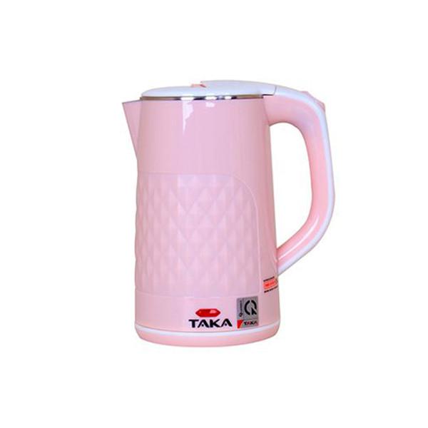 Bình Đun Siêu Tốc Taka TKEK218A (1.8L) - Hồng - Hàng chính hãng