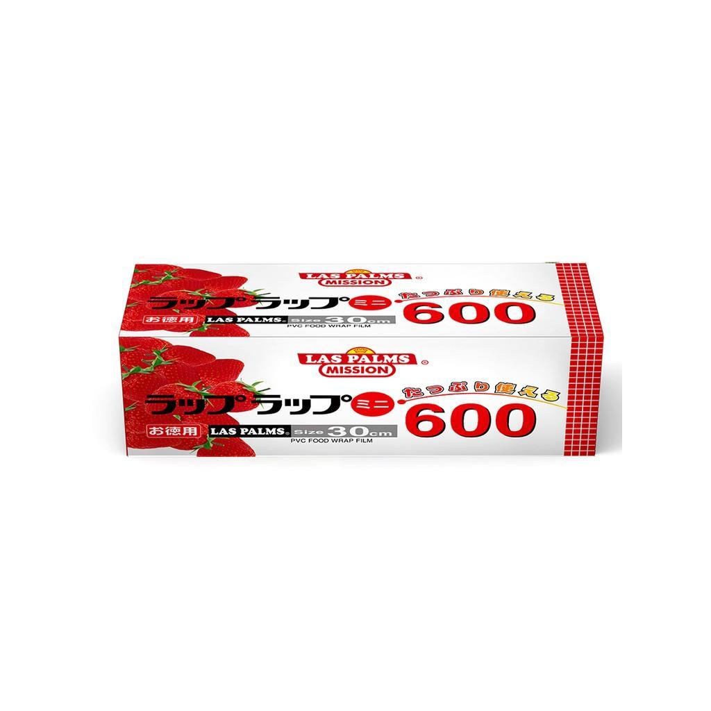 Màng bọc TP Laspalm 30cmx500m-dao nhựa (đỏ).