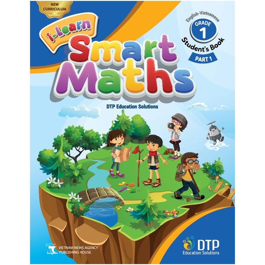 i-Learn Smart Maths Grade 1 Student's Book Part 1 ( ENG-VN) | Tiki Trading | Tiki