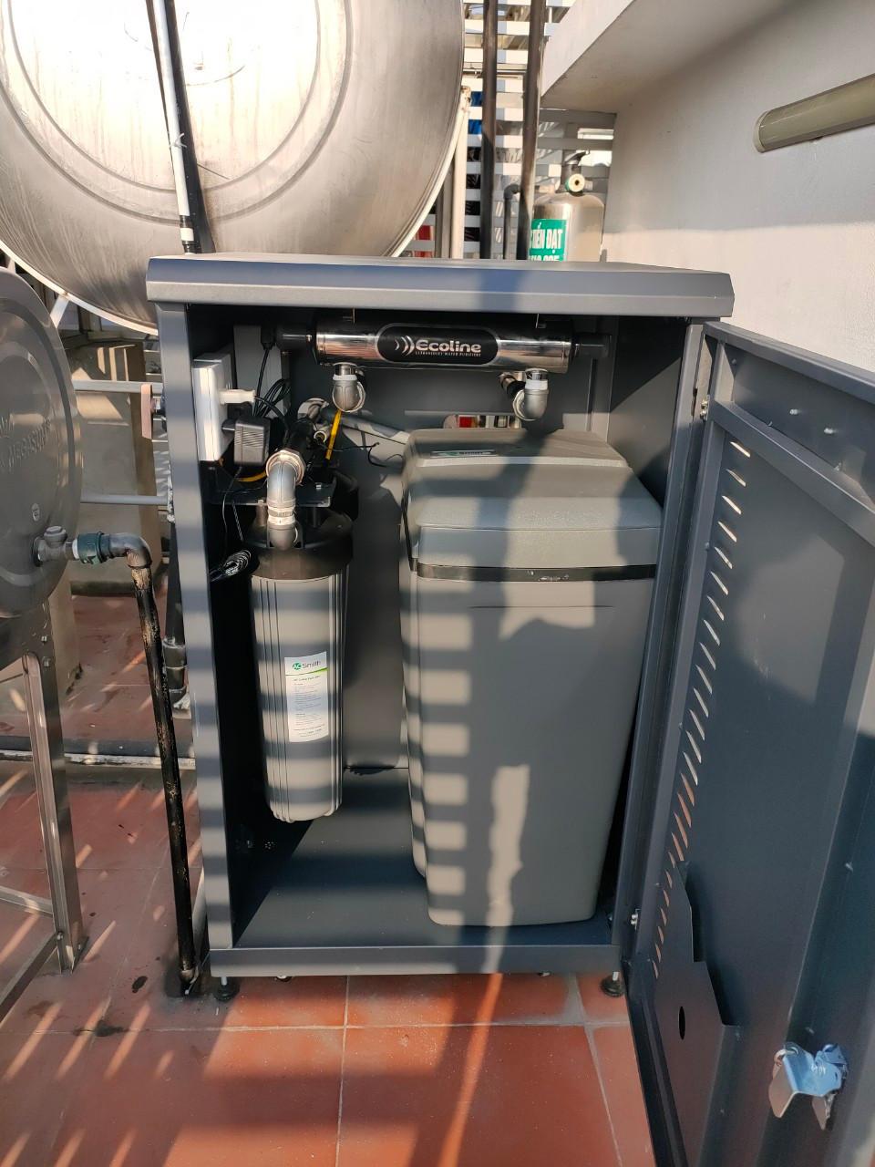 Hệ Thống Lọc Nước Đầu Nguồn A.o. Smith AOS I97s - Hàng chính hãng