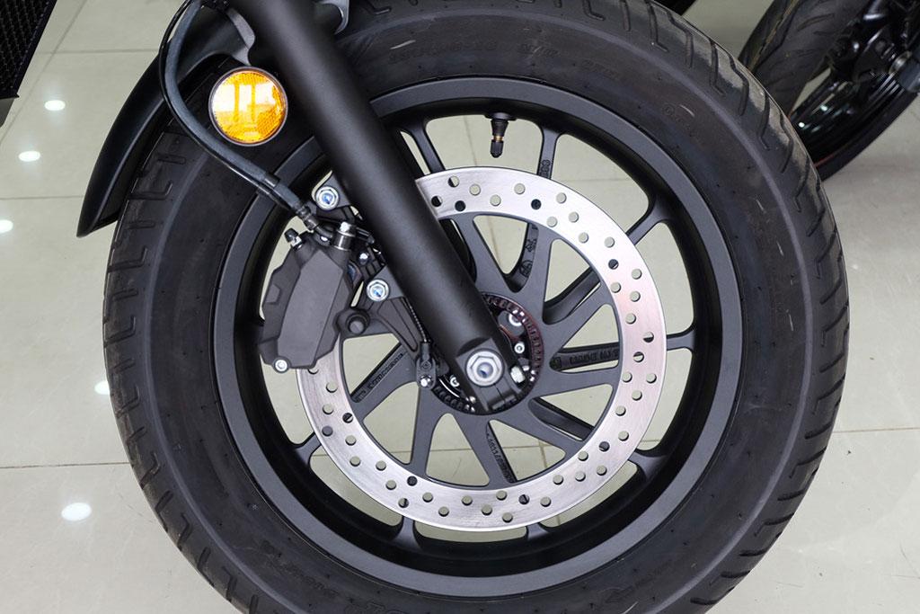 Xe Máy Honda Motor Rebel 300 - Đen