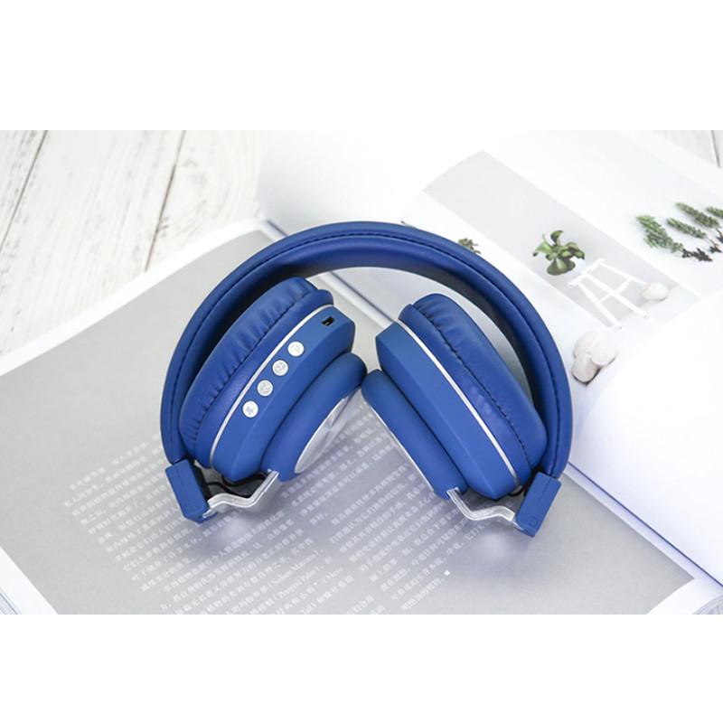Tai nghe - Headphone Bluetooth chụp tai Over ear Wireless M8