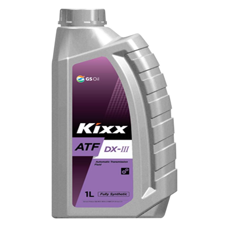 Dầu Kixx ATF DX III (1L)
