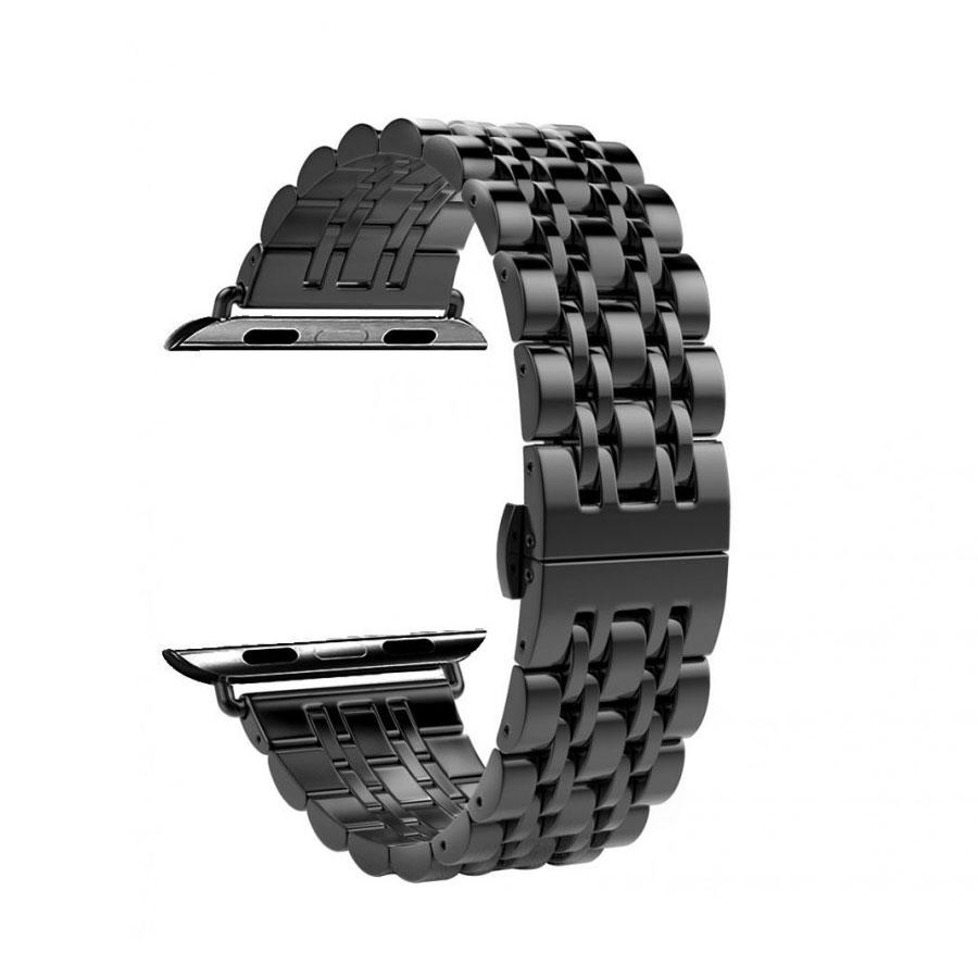 Dây đeo thay thế cho Apple Watch 38mm _ Thép không gỉ_ Size 42.44mm