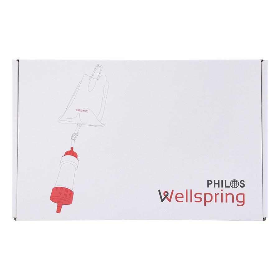 Thiết Bị Lọc Nước PHILOS WELLSPRING - Hàng Nhập Khẩu