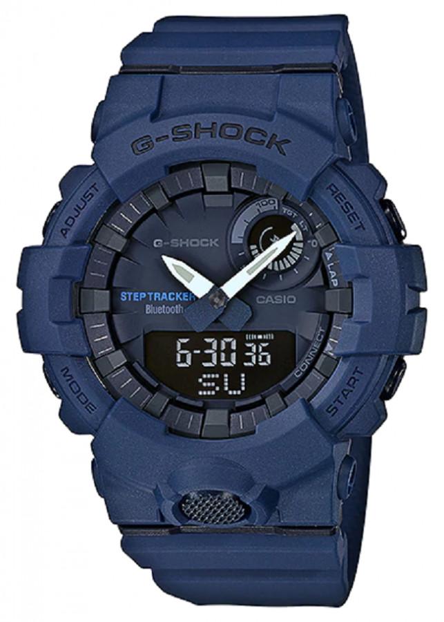 Đồng hồ nam Casio G-Shock G-Squad GBA-800-2ADR (49mm)
