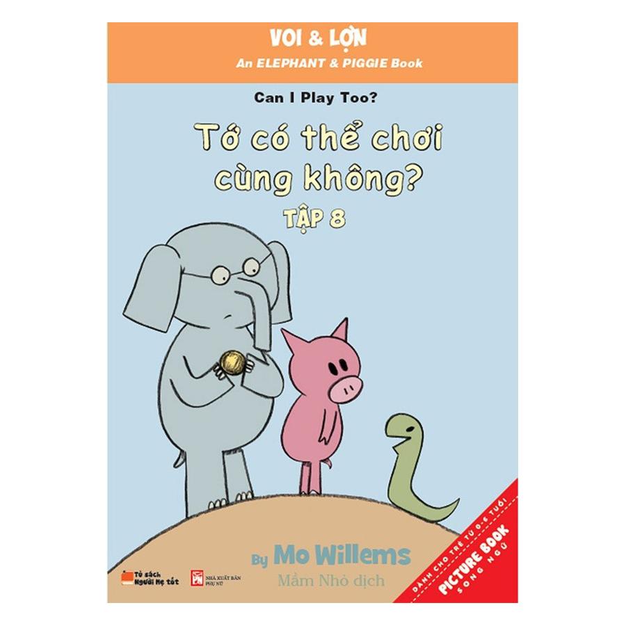 Combo Voi & Lợn (Trọn Bộ 8 Tập)