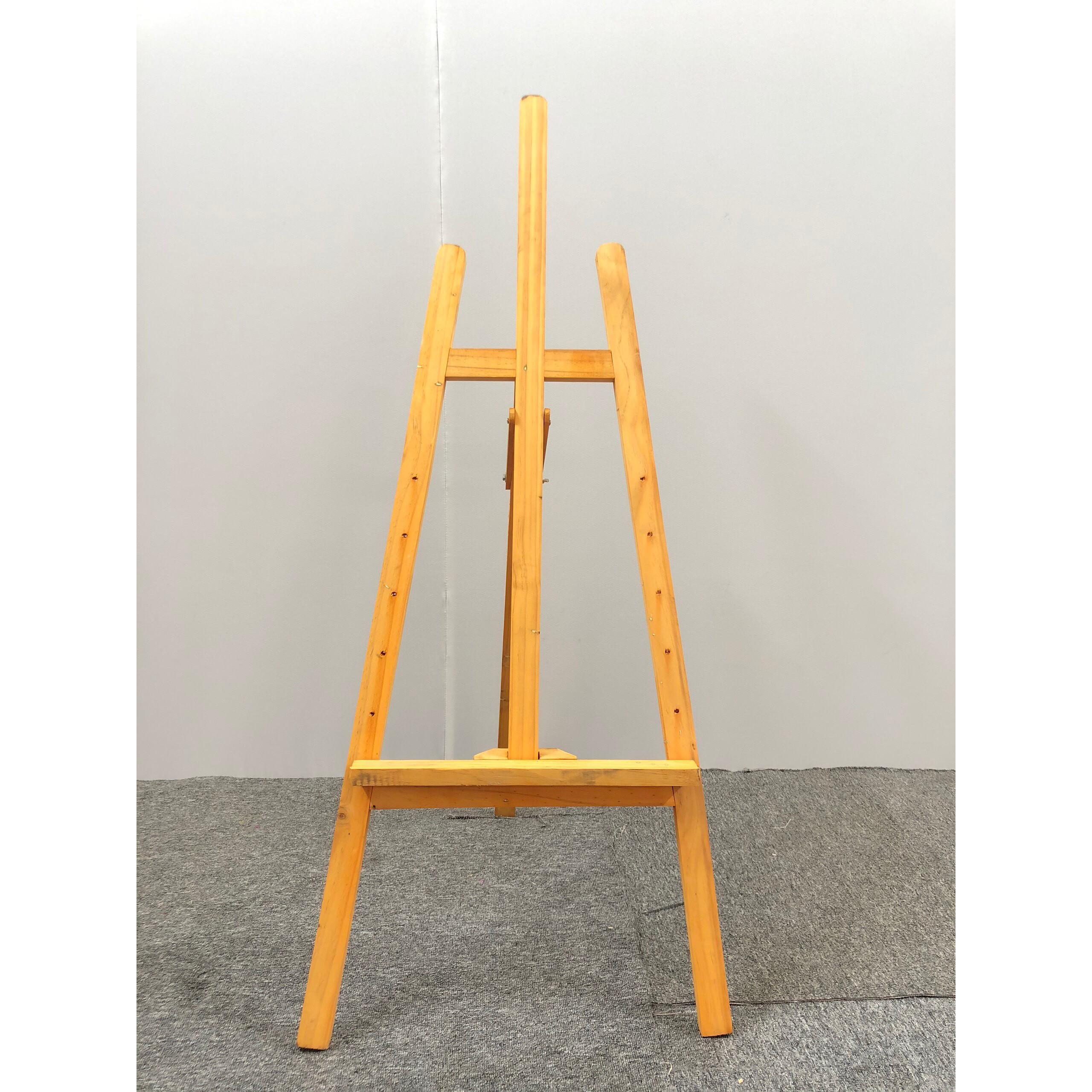 Giá vẽ tranh khung gỗ sồi (cỡ trung) - BH53
