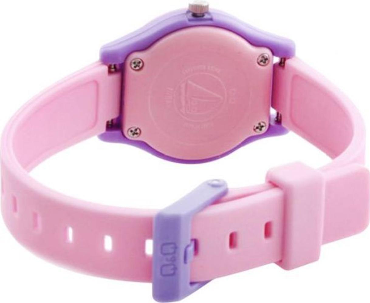 Đồng hồ trẻ em Q&Q Citizen VQ13J009Y dây nhựa thương hiệu Nhật Bản