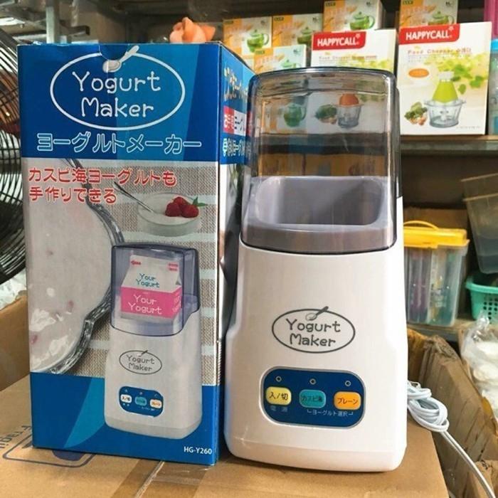 Yogurt Maker Máy Làm Sữa Chua Tự Động Siêu Đơn Giản Tại Nhà