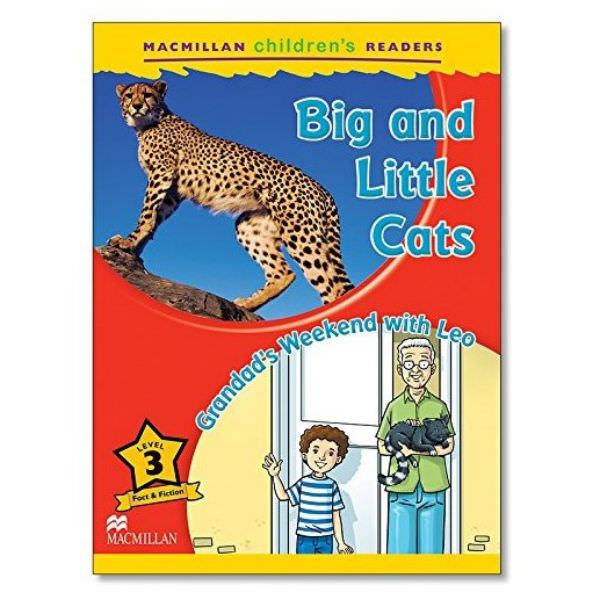 Macmillan Children's Readers 3: Cats