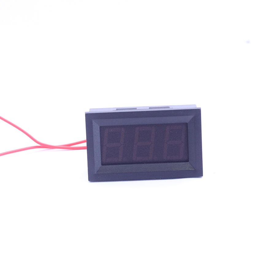 Vôn Kế Xoay Chiều 0.56Inch - Đỏ 30-500 VAC