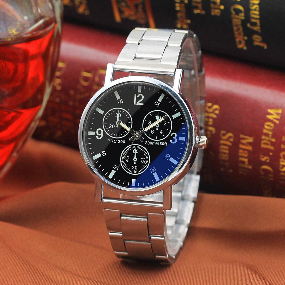 Đồng hồ nam dây kim loại cao cấp Modiya cực đẹp DH100