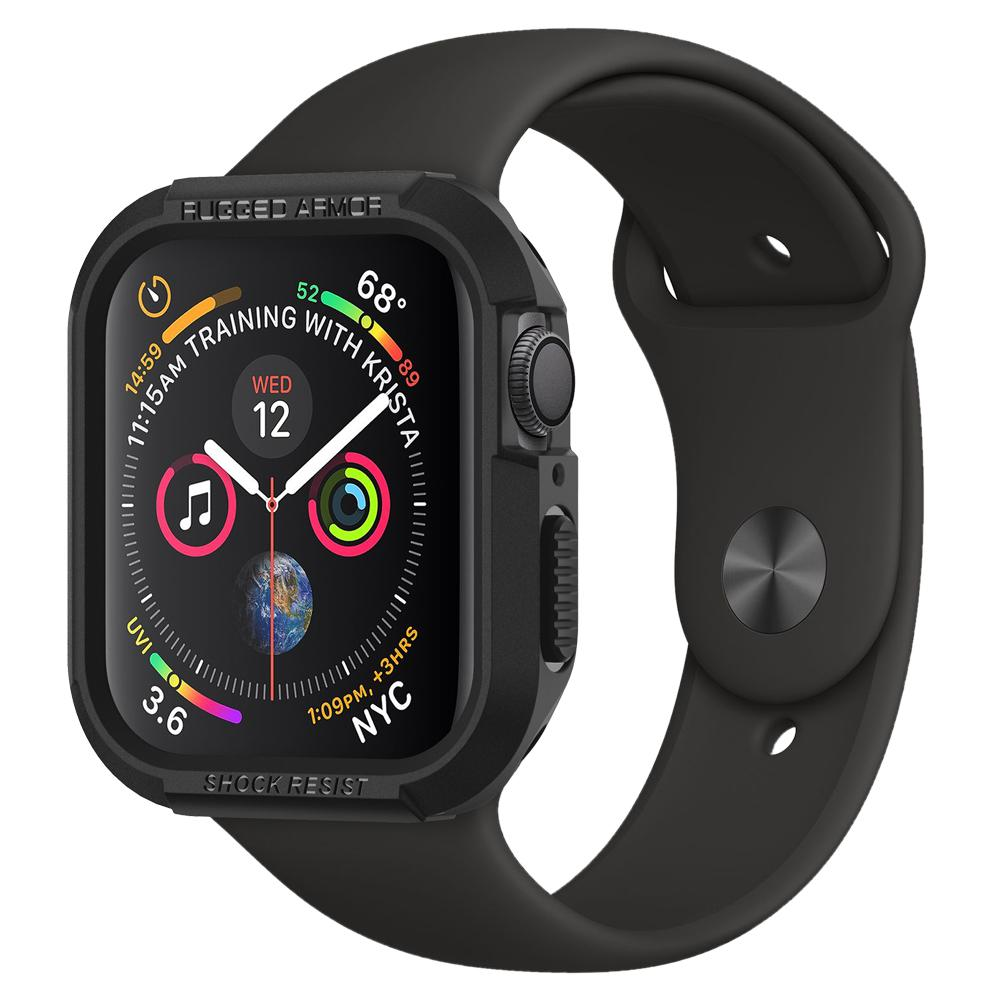 Ốp Case Chống Shock Rugged Armor cho Apple Watch Series 4 40/44mm