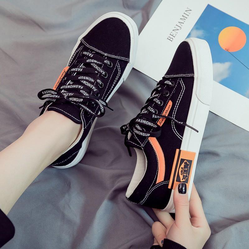 Giày Thể Thao Nữ Mới Đế 3cm Phong Cách Cá Tính Hottrend MBS340 - Mery Shoes
