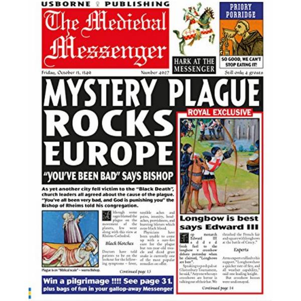 Usborne Newspaper Histories: The Medieval Messenger