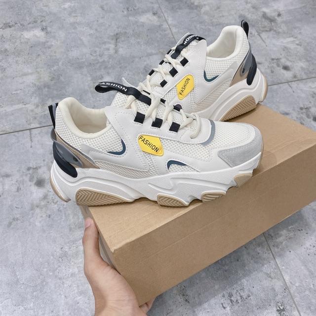 Giày thể thao nam, giày sneakers nam độn đế Fashion ZL05