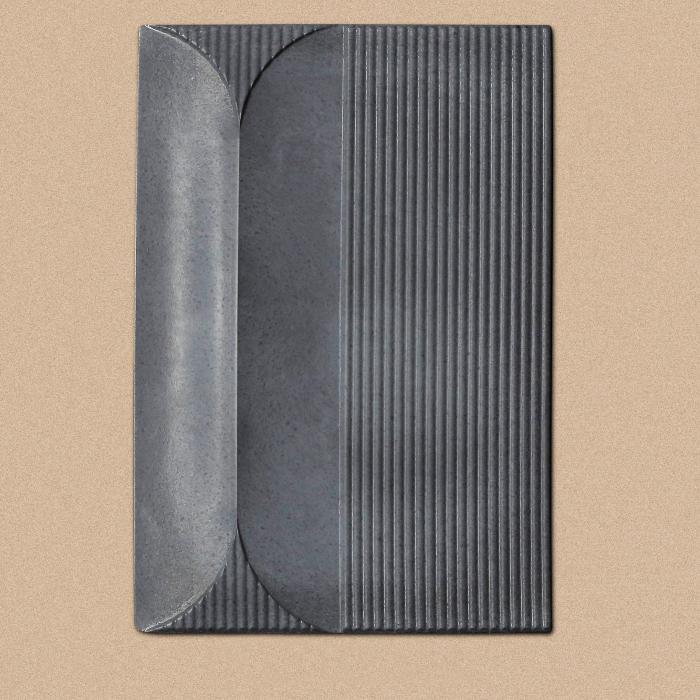 EHM2001 - GẠCH BETON HỌA TIẾT 3D