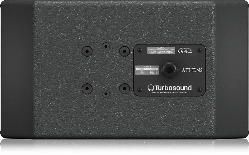 Loa lắp ngoài trời 2 Way Turbosound TCS62-R - Outdoor Passive Speaker- Hàng Chính hãng