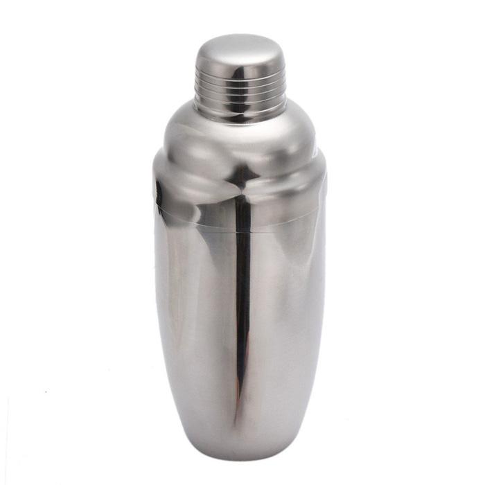 Bình Pha Chế Trà Sữa Inox 304 Shaker 500ml