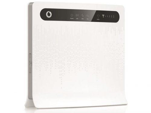 Huawei B593 | Thiết bị phát wifi 3G/4G Chuẩn LTE tốc độ cao - Hàng Nhập Khẩu