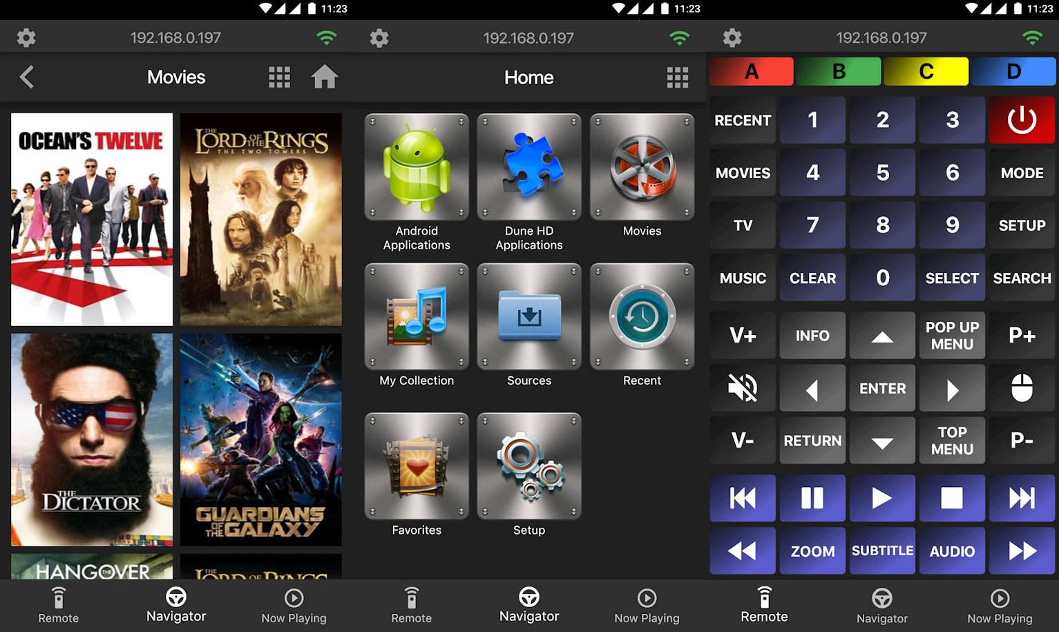 Đầu phát Dune HD RealBox 4K YouTube 4K HDR, BD 4K- Sản phẩm chính hãng