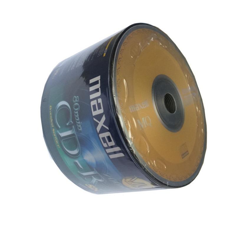 Đĩa CD trắng Maxell - Cọc 50 đĩa - Hàng nhập khẩu