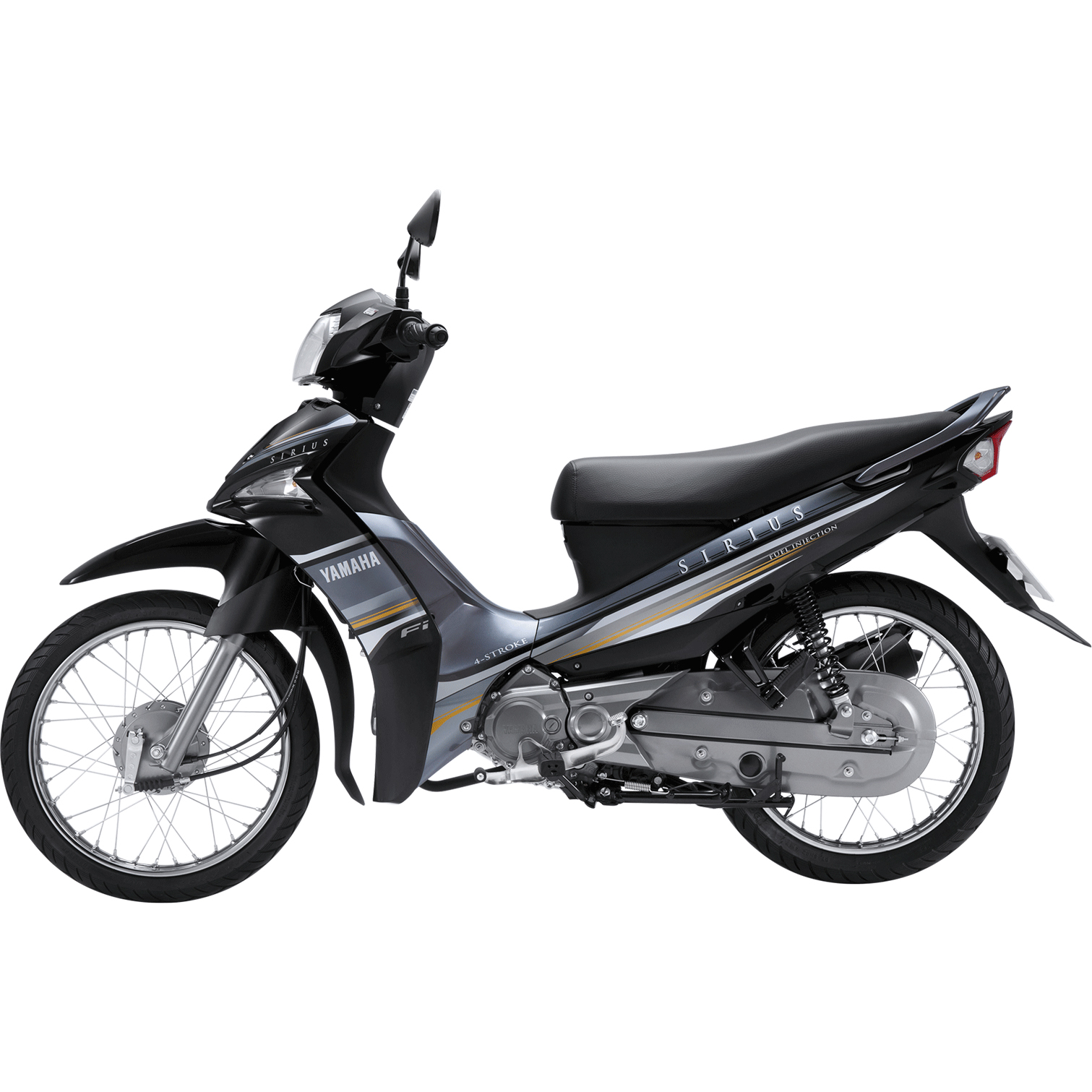 Xe Máy Yamaha Sirius FI Phanh Cơ (4 màu)