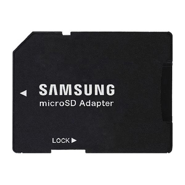 Thẻ Nhớ MicroSDHC 16GB UHS-I U3 hỗ trợ 4K - chuyên dụng camera IP (Đen) + Tặng kèm Adapter Samsung và hộp thẻ