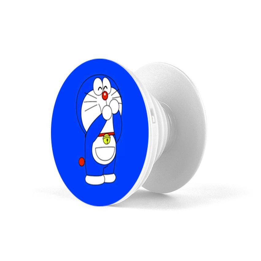Gía đỡ điện thoại đa năng, tiện lợi - Popsocket - In hình DOREMON02  - Hàng Chính Hãng